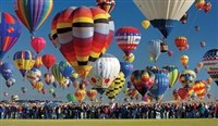 Albuquerque Balloon Fiesta & Santa Fe Weekend