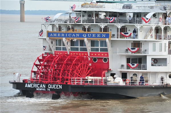 Mississippi River Cruise aboard the American Queen