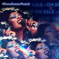 Summer:  The Donna Summer Musical on Broadway