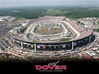 NASCAR - Dover North Grandstand Fall