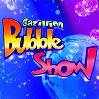 Gazillion Bubble Show on Broadway