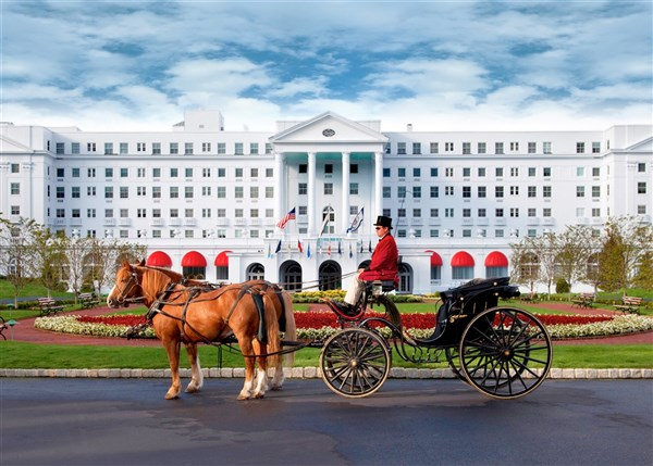 Greenbrier Resort Getaway