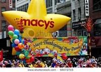 Macy's Thanksgiving Day Parade, New York City