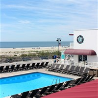 Ocean City, New Jersey - Beach Club Hotel