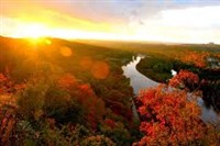 Ozark Country Fall Foliage