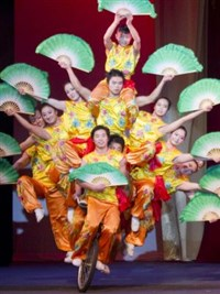 Peking Acrobats at American Music Theatre