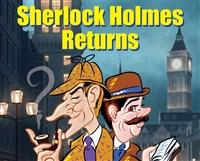 Hunterdon Hills - Sherlock Holmes Returns